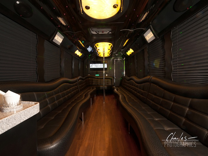 High End Limo & Party Bus Company in Massachusetts.